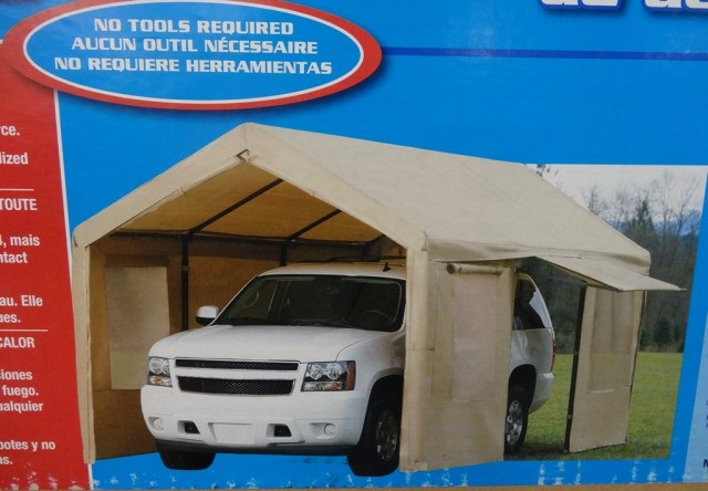 Costco 10' x 20' Canopy Tent with Side Walls - Grow ...
